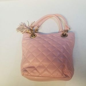 Great American Leatherworks  pink purse